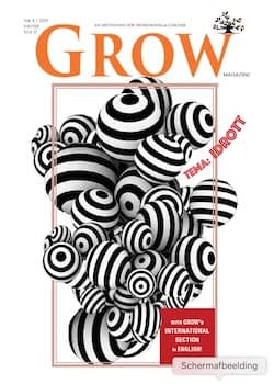 Is Happiness the Solution for Depression? Grow Magazine 2020. Wassili Zafiris Happiness is Depressing.